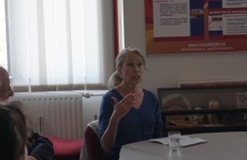 Профессор Университета Карнеги Меллон в Центре Русистики