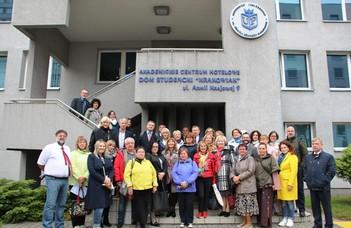 Встреча европейских Русских центров в Кракове