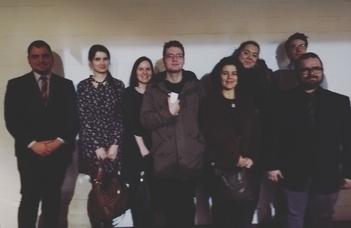 2019 – год театра и в Будапеште