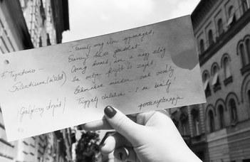 Posztoljatok egy orosz verset