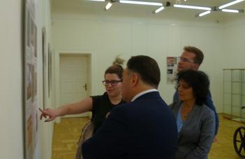 Выставка в программе фестиваля русской музыки в Венгрии