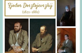 #Достоевский в апреле - оживление художественного портрета