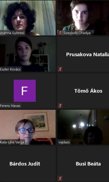 Orosz nőtörténeti szimpózium - videópublikációk