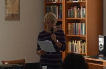 Egy csipet oroszországi történettudomány – Julia Ruszina előadásai a Ruszisztikai Központban