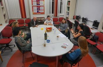 День студенчества в Будапештском русском центре