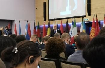 A történelmi párbeszéd jegyében rendeztek konferenciát Volgográdban