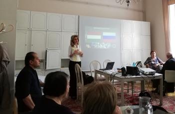 A magyar-orosz űrkutatási együttműködésről az Űrhajózás Világnapján