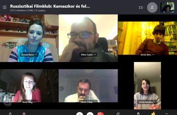 Ruszisztikai Filmklub online, november - Iván gyermekkora