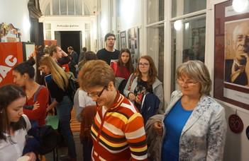 Kiállítások a Fortocska Galériában