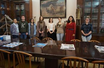 Посещение Российского культурного центра при посольстве РФ