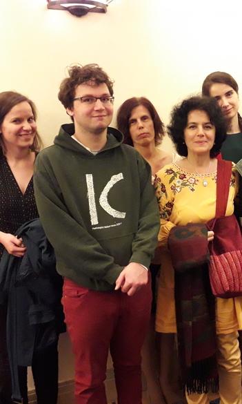 Октябрьский театр –«DREAMWORKS»