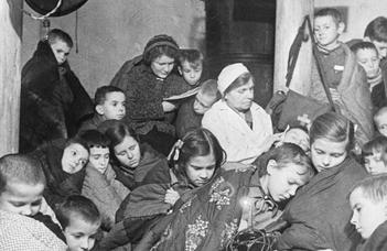 Самая длинная в истории Европы военная блокада вокруг Ленинграда ...