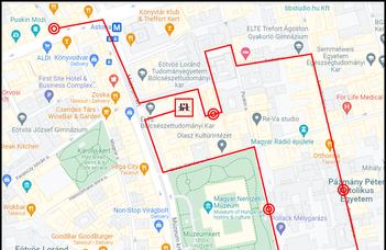 Várostörténeti séták 1.