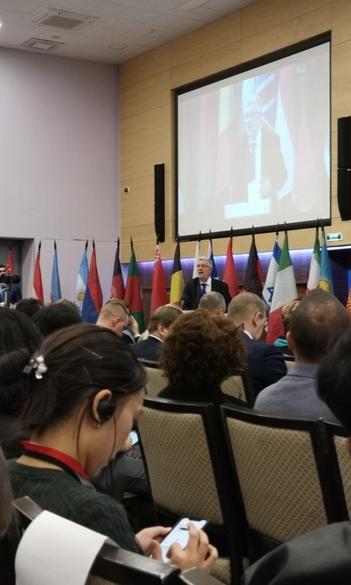 Конференция в Волгограде под эгидой исторического диалога
