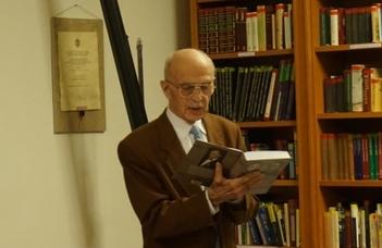 Műfordító legenda a Ruszisztikai Központban