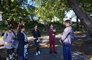 Тематическая экскурсия по Кладбищу проспекта Фиуме
