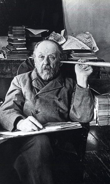 Konsztantyin Eduardovics Ciolkovszkij, a galaktikus boldogság kutatója