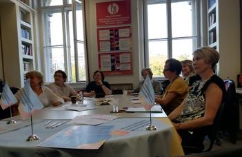 Budapesten járt a Nemzetközi Ismeretterjesztő Expedíció küldöttsége