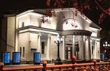 #maradjotthon és látogass el a Szovremennyik Színházba