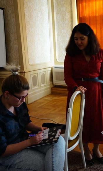 Látogatás az Orosz Kulturális Központba