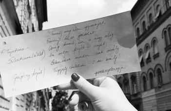 Панорама русских стихотворений в Венгрии 6-го июня