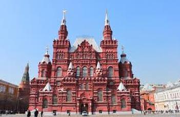 #maradjotthon és nézz be a Vörös tér egyik legszebb épületébe