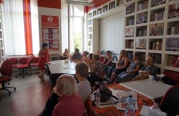 Стартовала программа «Летние конфетки русской культуры» в Будапештском русском центре