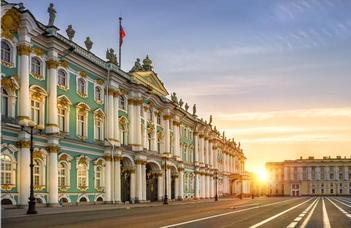 Utazz Szentpétervárra decemberben – pályázat