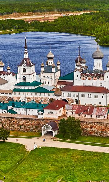 #maradjotthon és csodáld meg a Szoloveckij kolostort