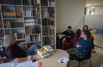 Ruszisztikások a Helikon Kiadóban