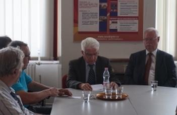 Oroszország a választások után: kerekasztal beszélgetés