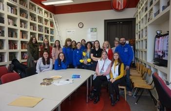 «Сообщество ревнителей русского языка» приехало в Будапешт