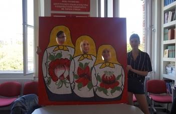 Orosz érettségi előkészítő gimnazistáknak