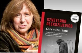 #Ruszisztikai Könyvklub №4 – Szvetlana Alekszijevics: Csernobili ima