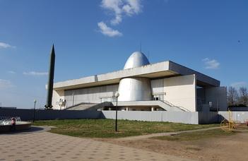 Ha hétfő, akkor – Kaluga, Ciolkovszkij Űrhajózástörténeti Múzeum
