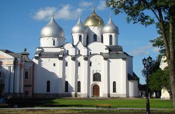 #оставайтесьдома и погуляйте по Новгороду