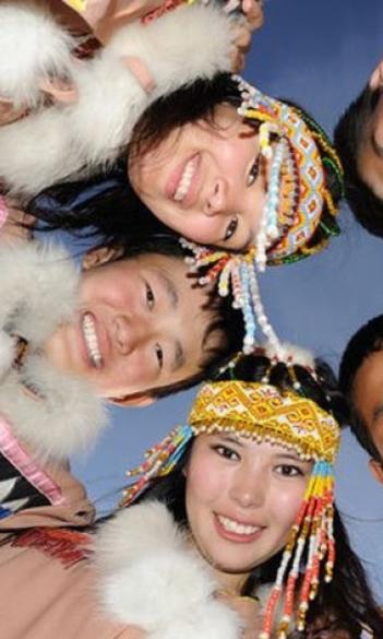 #Культ-поход - Рождественские и новогодние обычаи на Севере