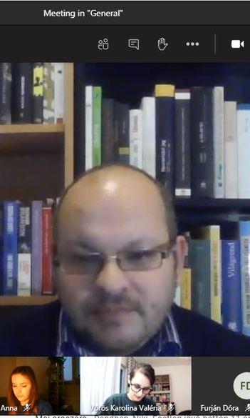 Ruszisztikai Műhelyszeminárium - Ilyash György az orosz felsőoktatásról