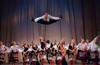 #Kult-túra - A Mojszejev Táncegyüttes