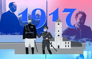 #оставайтесьдома и походите по лабиринту псавдопостов исторического 1917 года