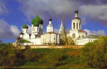 #оставайтесьдома и поехали во Владимиро-Суздальский музей-заповедник