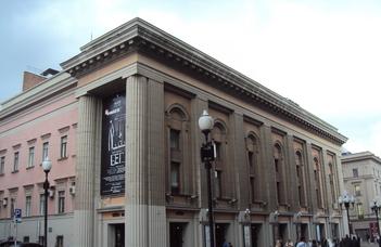 Ha hétfő, akkor - Színház haladóknak: előadások a Vahtangov Színházban